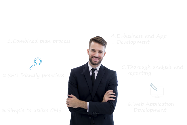 Web design process explained at best web development company in Udaipur
