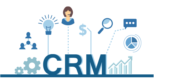 The entire process explained by best CRM Solutions provider in Udaipur