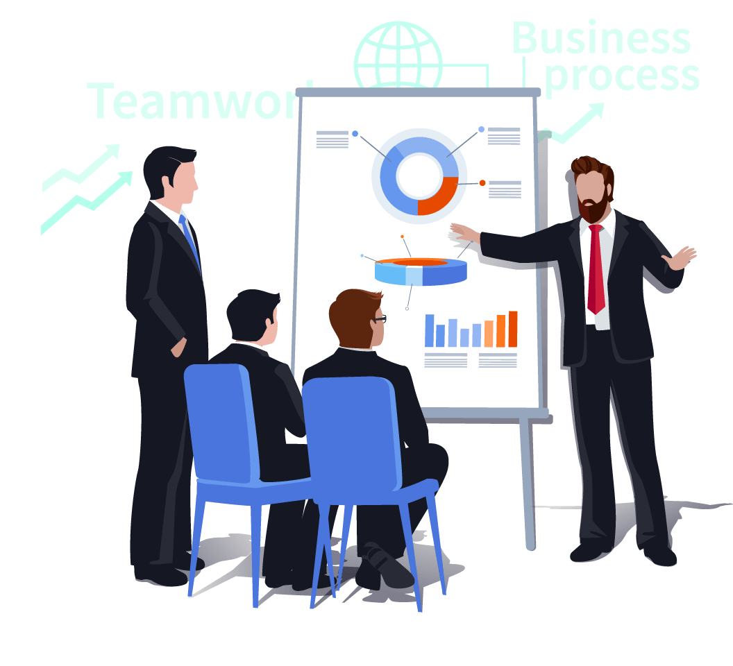 Fabulous team work at best web development company in Udaipur
