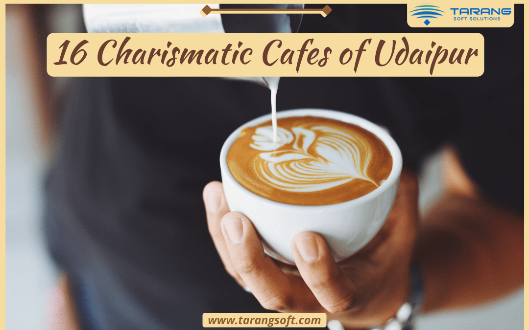16 Charismatic Cafes of Udaipur [ 2021 ]