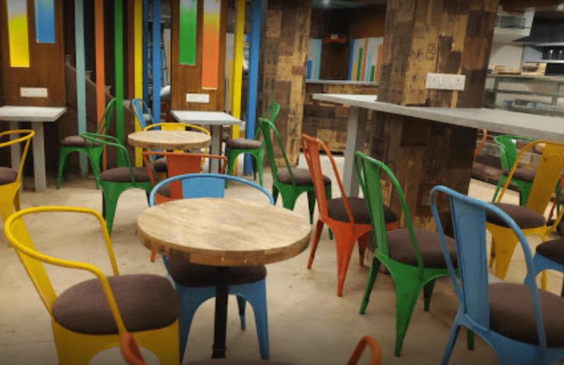 Top 15 Cafes in udaipur - Good Fellas
